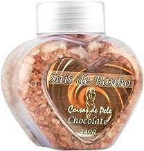 SAIS DE BANHO ESPUMANTE 240G CHOCOLATE