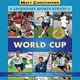 World Cup audiobook cover art