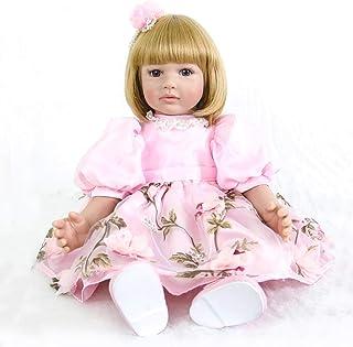 66a15dcfc4f Pursue Baby Reborn Toddler Poupée Skylar À La Main Pondéré Réaliste  Collection 24 Pouce Doux Corps