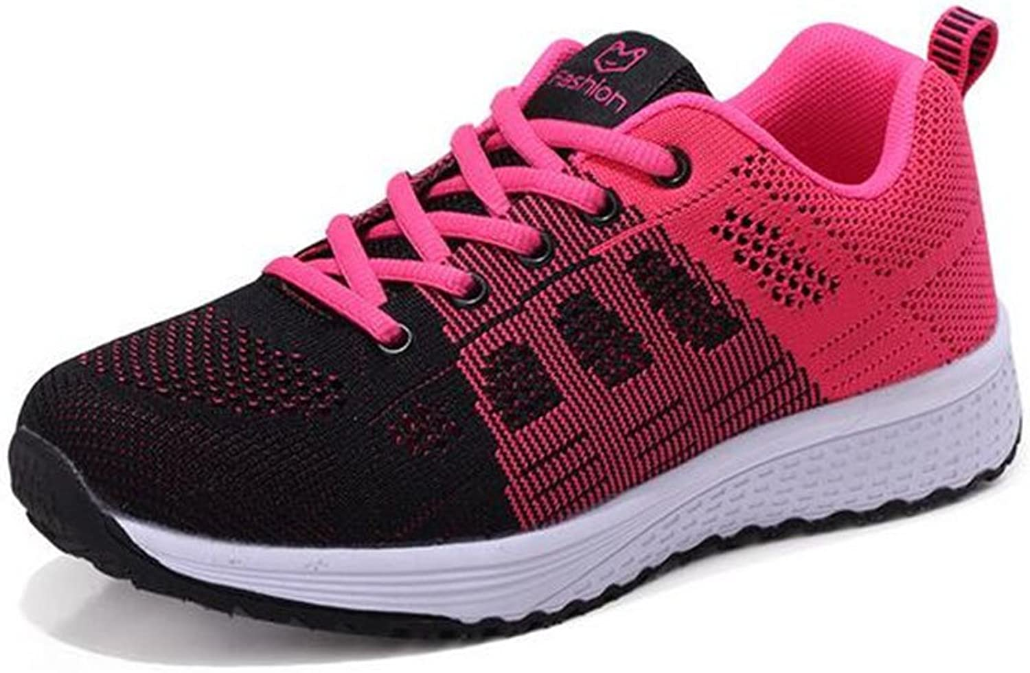 Womens's shoes Spring New Sneakers,Ladies Black Casual shoes,mesh Breathable Light Soles Little White shoes