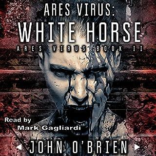 ARES Virus audiobook cover art