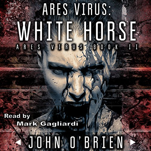 ARES Virus audiobook cover art