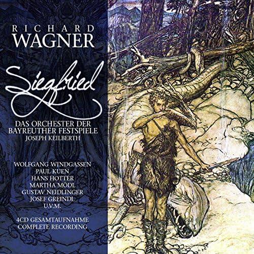 Richard Wagner & Orchester der Bayreuther Festspiele