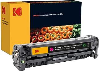 Kodak Supplies 185H041303 碳粉 2600 页 品红 适用于 Hewlett Packard LJPRO300 兼容 CE413A/305A