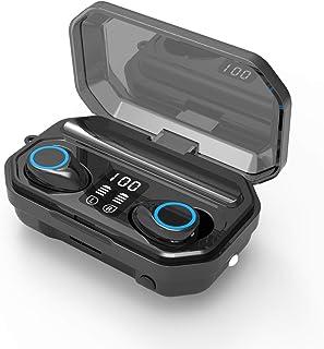 Sponsored Ad - Wireless Stereo Earplug, Built-in 5.0 Chip, Waterproof Built-in Microphone, 220h Playback, 1200mAh Charging... photo