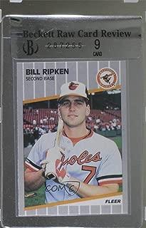 billy ripken baseball card
