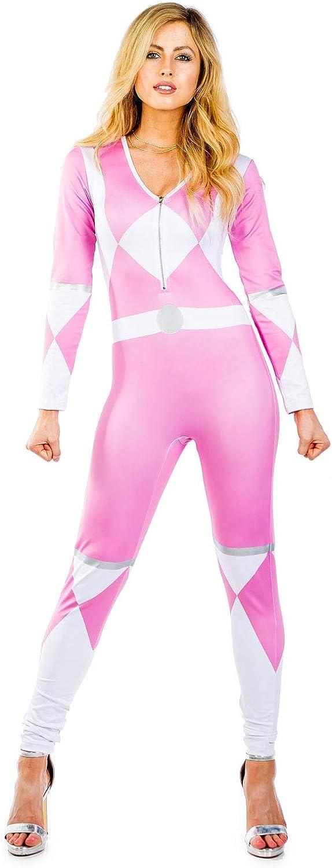 Tipsy Elves Classic 90s trust Pink Sleeve Ranger Wholesale Bod Long Women's