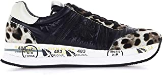 PREMIATA Luxury Fashion Womens CONNY92 Black Sneakers | Fall Winter 19