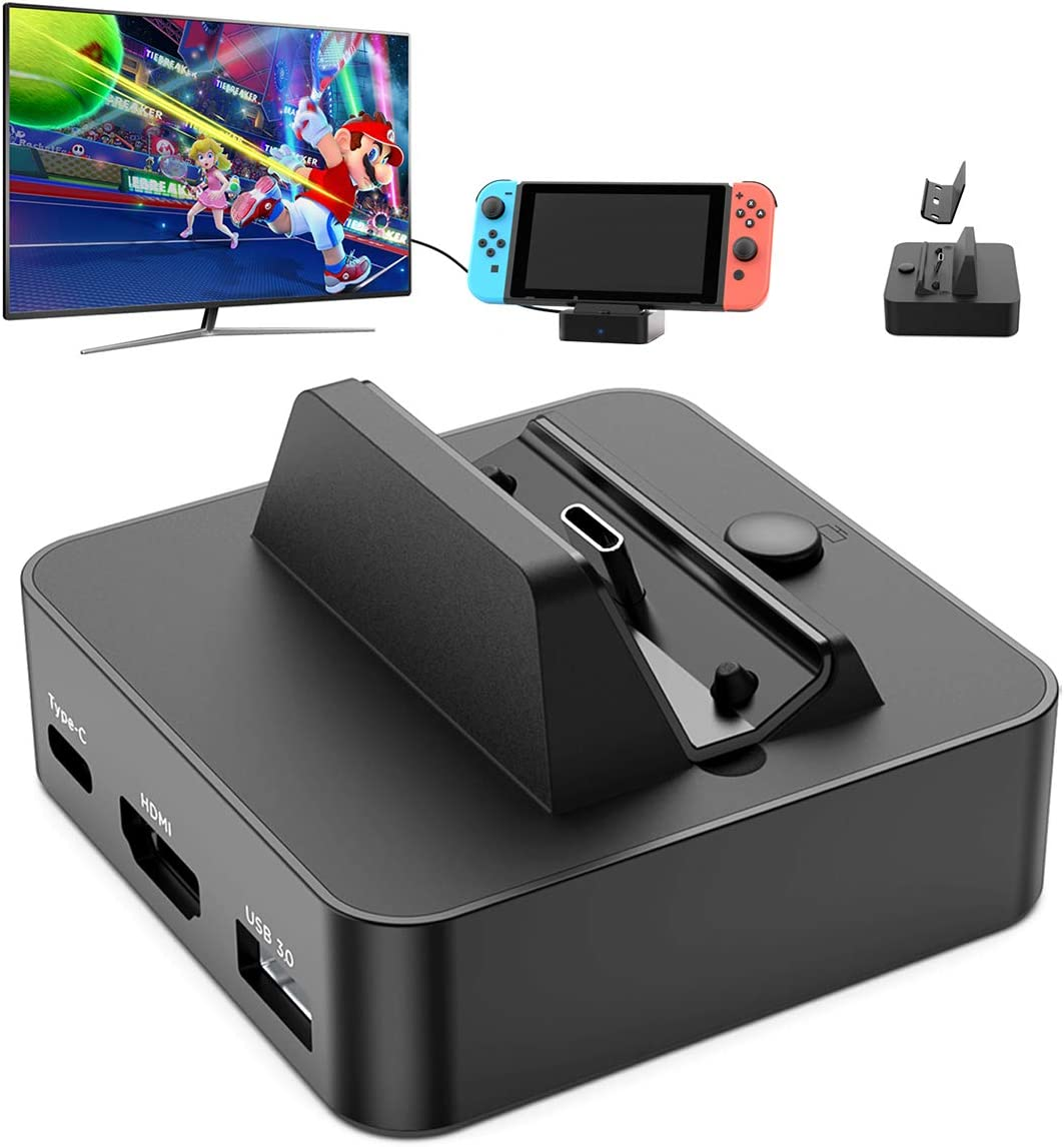 Replacement for Nintendo latest Switch 2021 spring and summer new Dock Pocket Docking St Charging