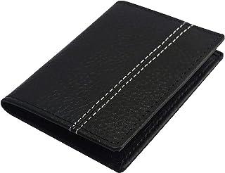 Men Card Holder – RFID Card Wallet – Slim Men Wallet – Minimalist Credit Card Holder – RFID Protection Technology – Holds ...