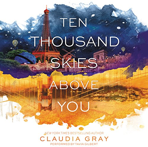 Couverture de Ten Thousand Skies Above You