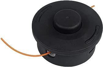 25-2 Bump Feed Trimmer Head 10mm x 1.0 LHF for STIHL FS80 FS81 FS85 FS86 FS87 FS100 FS106 FS108 FS110 FS120 FS130 FS200 FS250 Trimmer Weedeater
