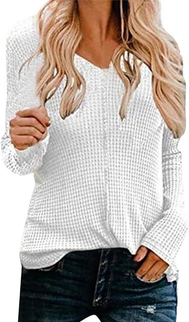 Jerseys Mujer Camisa de Moda para Mujer suéter de Tendencia ...