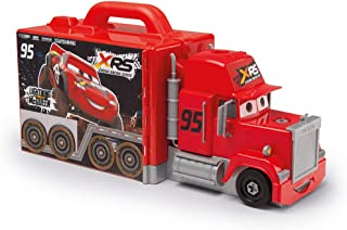 Smoby 360182 Cars XRS Mack Truck for Ages 3 Years and Up Red