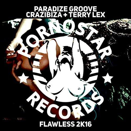 Crazibiza, Terry Lex, Paradize Groove