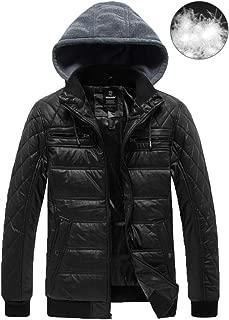 Best leather bubble coat Reviews