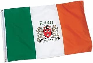 Ryan Irish Coat of Arms Flag - 3'x5' Foot