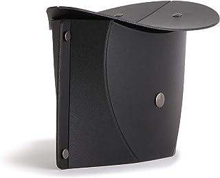 Foldable Meditation Kneeling Bench (Seiza), Portable and Lightweight, 180g, Black