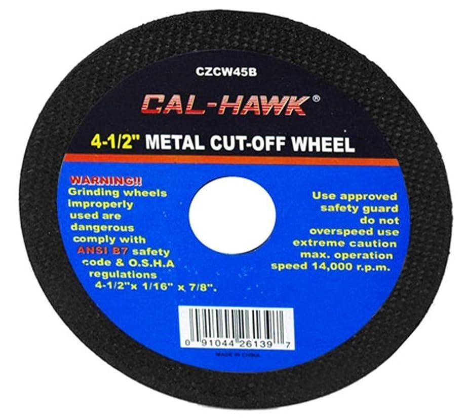 Cal Hawk Tools CZCW45B-50PK-1 4-1/2