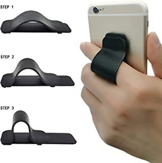 Cell Phone Grip and Stand, AOLIY Phone Handle | Phone Strap | Finger Grip for iPhone Android Smartphones Tablets Mobile De...
