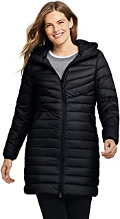 Women's Ultralight Packable Long Down Coat