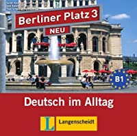 Berliner Platz NEU: CDs zum Lehrbuchteil 3 (2) by Jessica Stormer(2011-04-01)