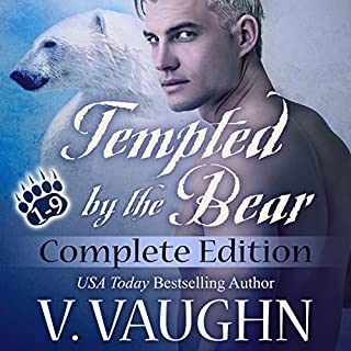 Tempted by the Bear - Complete Edition: BBW Werebear Shifter Romance cover art