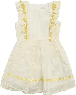 Vestido Bebê amarelo rodado Trick Nick