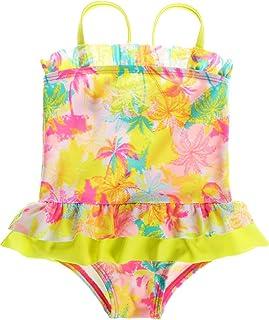 240f4270559cd CharmLeaks Baby Girls Cute One Piece Swimming Costume Printed Swimwear  Swimsuits