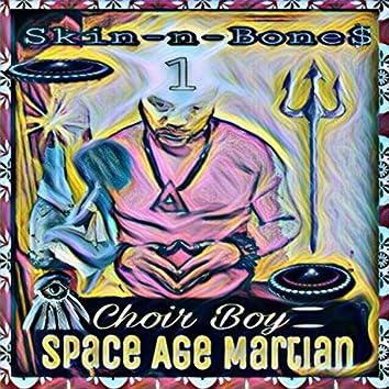 Chior Boy SpaceAge Martian