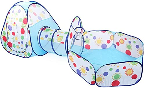 Nalkusxi Tente de Jeu pour Enfants Piscine Sun Ball Pool pour Enfants Sun FFaibleer