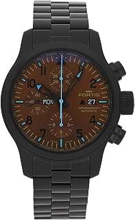 Fortis Hombre Reloj de Pulsera b de 42 Blue Horizon Cronógrafo Fecha Día de la Semana Limited Edition analógico automático 656.18.95 M