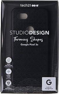 Tech21 Studio Design Series Case for Google Pixel 3a - Black