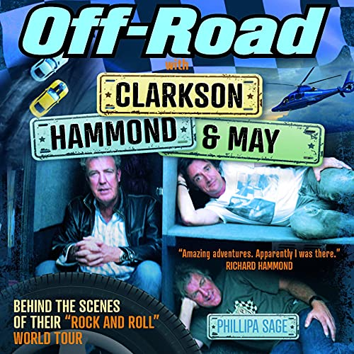 Off-Road with Clarkson, Hammond & May cover art
