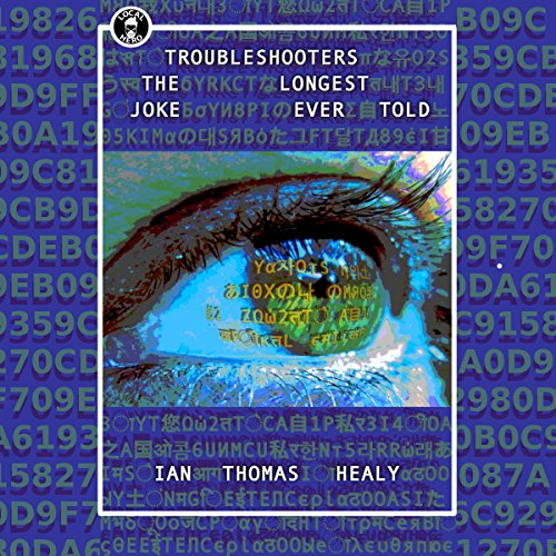 Troubleshooters: The Longest Joke Ever Told cover art