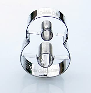 Number Eight Cookie Cutters- Stainless Steel