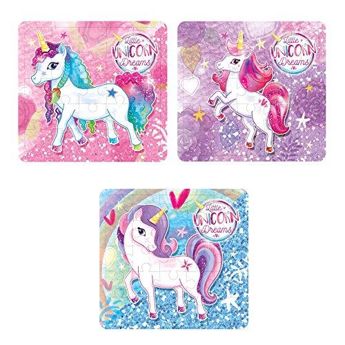 Home Fusion The Company - Puzzles Unicornio Niñas