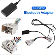 Amasstu Car Bluetooth 4.0 AUX Audio Cable Audio Adapter Compatible for Volvo