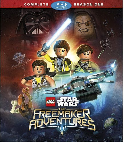 Lego Star Wars: Freemaker Adventures [Blu-ray]