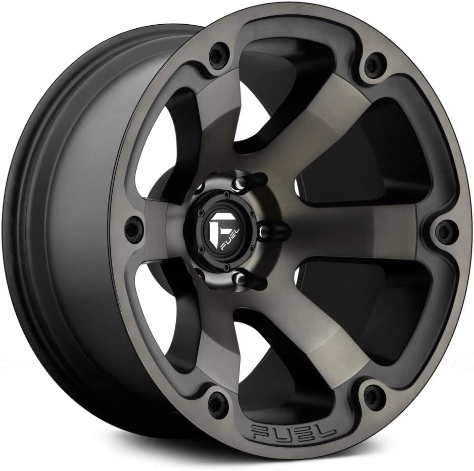 Fuel Offroad D564 BEAST BLACK Wheel trend rank 20 quality assurance 10. 8 165 inches x mm