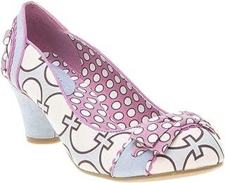 RUBY SHOO Hayley Womens Shoes Blue