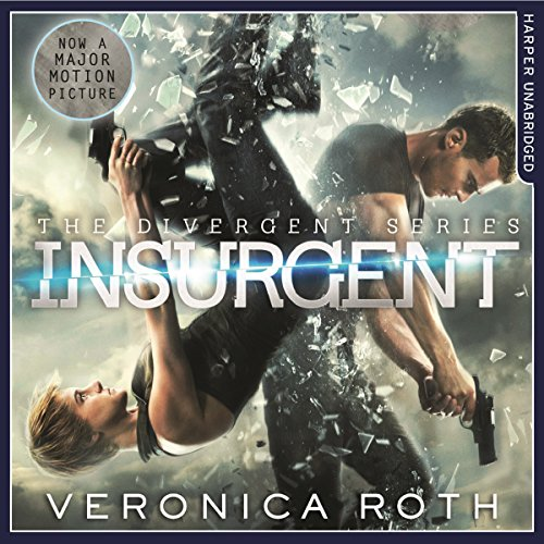Insurgent audiobook cover art