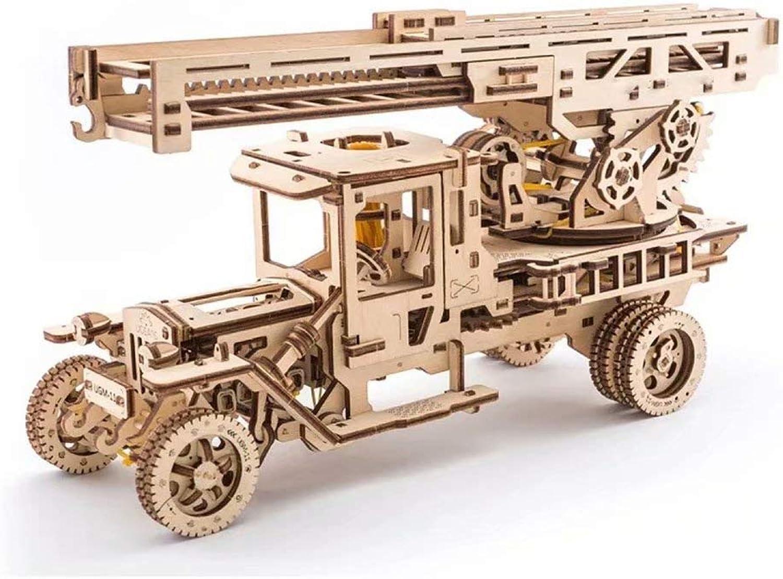 autentico en linea Rompecabezas mecánico 3D, Modelo de Madera, Juego Juego Juego de Manualidades para Auto-ensamblaje  autorización oficial