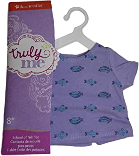 American Girl Truly Me School of Fish Tee for 18