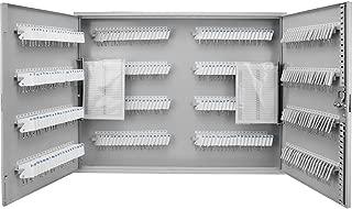 BARSKA CB12698 Key Lock 320 Position Adjustable Key Cabinet Lock Box Grey