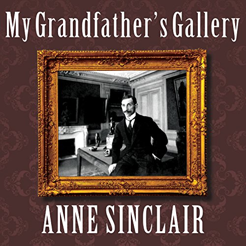 My Grandfather's Gallery audiobook cover art