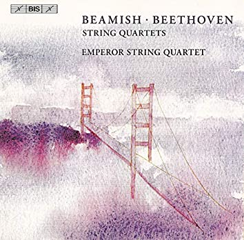 Beamish: String Quartets Nos. 1 and 2  / Beethoven: String Quartet No. 4