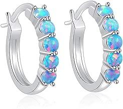 Best rainbow opal earrings Reviews
