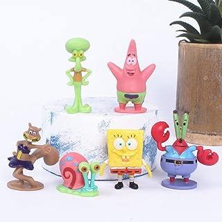 Best spongebob cake toppers Reviews