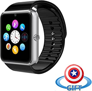 SUMBOAT GV68 Smart Watch with CPU Compatible with iOS No SIM Card and Android and Camera